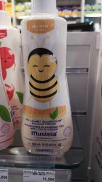 Mustela - Gel lavant nourrissant au cold cream