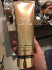 VICTORIA'S SECRET - Bare vanilla - Lotion parfumée