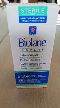 Biolane - Stérile UHT - Crème change haute tolérance
