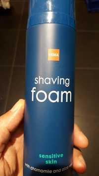 Hema - Shaving foam with chamomile and aloe vera