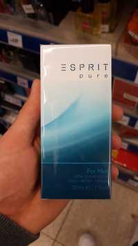 ESPRIT PURE - For men - Lotion après-rasage