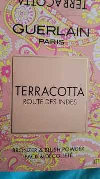 GUERLAIN - Terracotta route des indes - Bronzer & blush powder