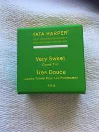 TATA HARPER - Très douce - Baume teinté pour les pommettes