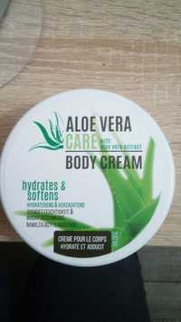 Maxbrands - Aloe vera care - Body cream hydrates & softens
