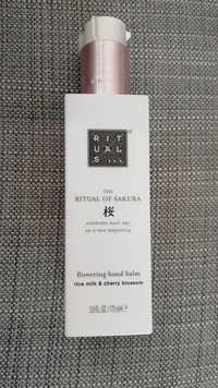 Rituals - The ritual of sakura - Flowering hand balm