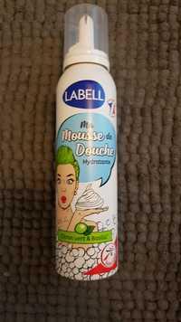 LABELL - Citron vert & Basilic - Ma Mousse de douche hydratante