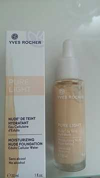 Yves Rocher - Pure light - Nude de teint hydratant