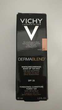 VICHY - DermaBlend - Fondotinta corretore - SPF 35 Gold 45