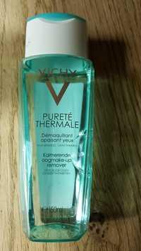 Vichy - Pureté thermale - Démaquillant apaisant yeux