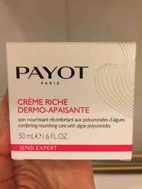 Payot - Sensi Expert - Crème riche dermo-apaisante