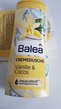Balea - Cremedusche vanille & cocos