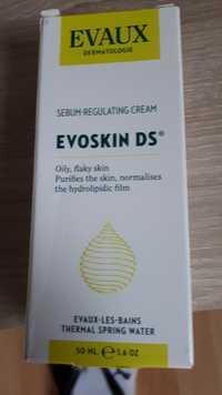 Evaux - Evoskin ds - Sebum-regulating cream