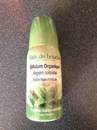 Aquasilice - Silicium Organique - Bain de bouche