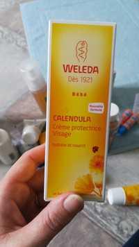 WELEDA - Calendula - Crème protectrice visage bébé