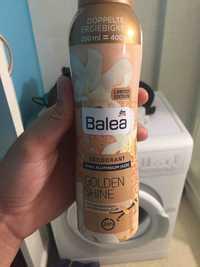 Balea - Golden shine - Déodorant 24h