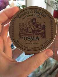 Osma - Savon à barbe au cristal d'alun