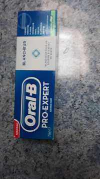 ORAL-B - Pro-expert - Blancheur