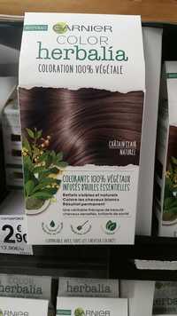 GARNIER - Color herbalia - Coloration 100% végétale châtain clair
