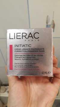 Liérac - Initiatic - Crème lissante énergissante