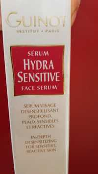 Guinot - Sérum hydra sensitive - Sérum visage