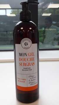 LABORATOIRE GIPHAR - Mon gel douche surgras parfum raisin-thé
