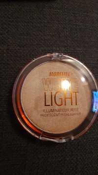 MODÉLITE - White light - Illuminateur irisé