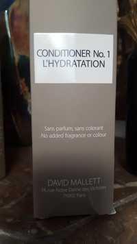 DAVID MALLETT - Conditioner n°1 l'hydratation