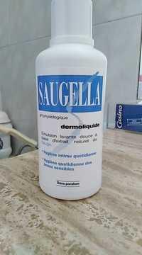 Saugella - Dermoliquide - Emulsion lavante douce