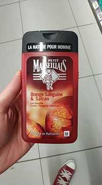 LE PETIT MARSEILLAIS - La nature pour homme - Orange sanguine & safran
