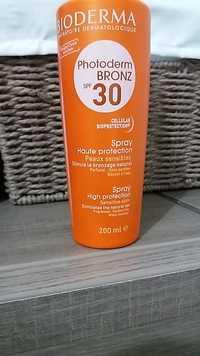 BIODERMA - Photoderm bronz - Spray haute protection SPF 30
