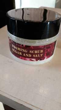 HEMA - Sugar and salt - Foaming scrub