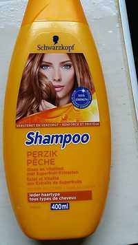 Schwarzkopf - Shampoo pêche