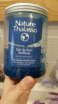 NATURE THALASSO - Sels de bains tonifiants