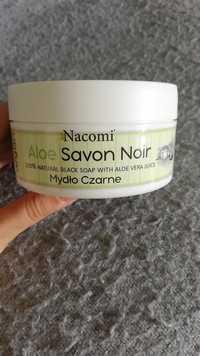 NACOMI - Aloe - Savon noir