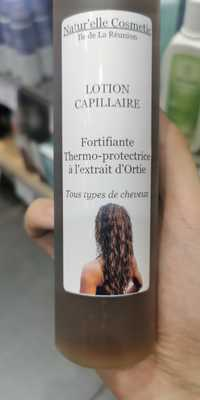 NATUR'ELLE COSMETIC - Lotion capillaire fortifiante