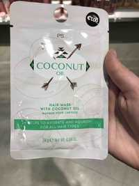 Primark - Coconut oil - Hair mask