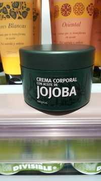 Deliplus - Crema corporal con aceite de jojoba
