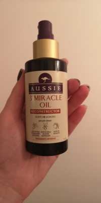 AUSSIE - 3 Miracle oil reconstructor