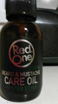 Red One - Beard & mustache care oil
