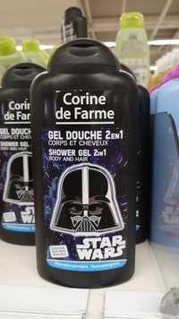 Corine de Farme - Star wars - Gel douche 2 en 1
