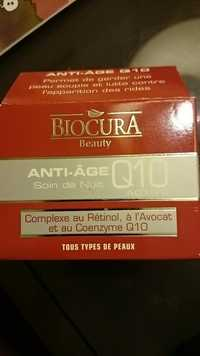 Biocura Beauty - Anti-âge Q10 active