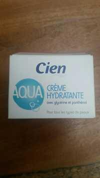 Cien - Aqua Crème hydratante