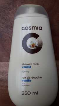 Cosmia - Lait de douche vanille