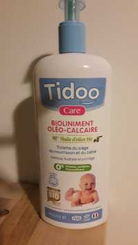 Tidoo - Care - Bioliniment oléo-calcaire