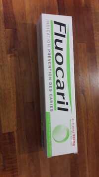 FLUOCARIL - Pâte Dentifrice - Bi-Fluoré Menthe