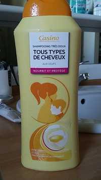 CASINO - Nourrit et protège - Shampooing très doux