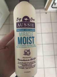 AUSSIE - Miracle moist - Après-shampooing