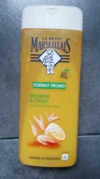 LE PETIT MARSEILLAIS - Gel douche extra doux verveine & citron