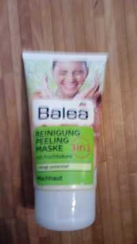 Dm - Balea - Reinigung peeling maske 3 in 1