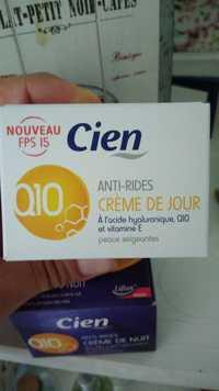 CIEN - Q10 anti-ride - Crème de jour fps 15